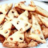 Кулінарний рецепт сирне печиво з фото