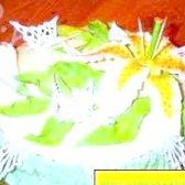Кулінарний рецепт торт дамський каприз з фото