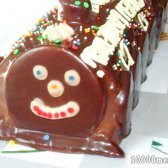 """Кулінарний рецепт торт """"паровоз"""" з фото"""