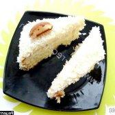 Кулінарний рецепт торт рафаелло з фото
