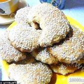 Кулінарний рецепт сирно-бананові коржики з фото