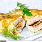 Кулінарний рецепт вертуни - омлет з фаршем з фото