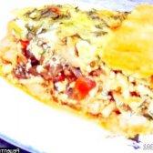 Кулінарний рецепт смачного пиріг з куркою з фото