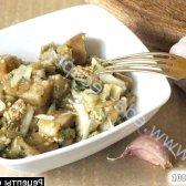 Кулінарний рецепт закуска з баклажанів з фото