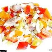 """Кулінарний рецепт закусочний салат """"будьмо"""" з фото"""