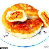 Кулінарний рецепт смажені пиріжки з капустою з фото