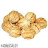 Печиво горішки зі згущеним молоком. калорійність горішків зі згущеним молоком