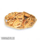 Печиво листкове вушка. калорійність листкових вушок