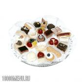Тістечка - склад і калорійність. види тістечок