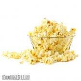 Попкорн - калорійність і склад. користь і шкода попкорна