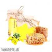Ріпаковий мед. властивості ріпакової меду