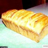 """Рецепт італійський молочний хліб """"акордеон"""" з фото"""