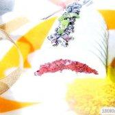 Рецепт морозиво-поліно з фісташками і жимолость з фото