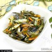 Рецепт салат з морської консервованої капусти з фото