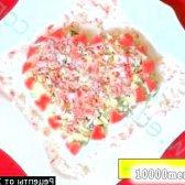 Рецепт салат на день валентина серцева симфонія з фото