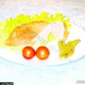 Рецепт свинина в медовому соусі зі смаженими огірками з фото