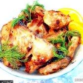 Рецепт свинячі реберця в гірчично-медовому соусі з фото
