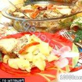 Рецепт тавая - картопляна запіканка з м'ясним фаршем з фото