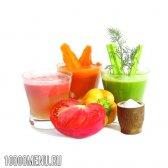 Соки овочеві. користь овочевих соків