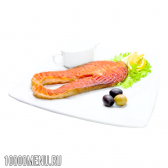Стейк з риби