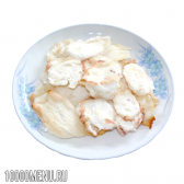Сушений восьминіг. калорійність сушеного восьминога