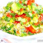 Свіжі салати для дітей