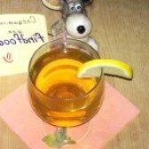 Як приготувати напій цитрусовий рай - рецепт