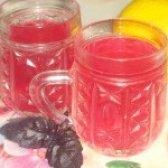 Як приготувати напій з базиліка з лимоном - рецепт