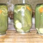 Як приготувати огірки з лимонною кислотою - рецепт