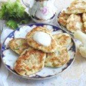 Як приготувати млинці з цвітної капусти - рецепт