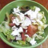 Як приготувати осінній салат з сиром фета - рецепт