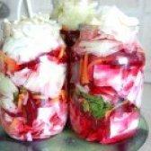 Як приготувати гостру капусту по-корейськи - рецепт