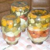 Як приготувати овочеве асорті - рецепт