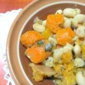 Як приготувати овочеве рагу з гарбузом і квасолею - рецепт