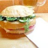 Як приготувати овочевий сендвіч на швидку руку - рецепт