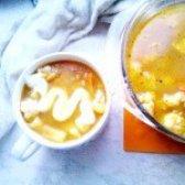 Як приготувати овочевий суп з горохом - рецепт