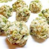 Як приготувати овочеві котлетки на пару - рецепт