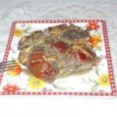 Як приготувати печінку запечена з кабачками - рецепт