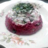 Як приготувати пікантний буряковий салат - рецепт