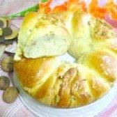 Як приготувати пиріг з волоським горіхом - рецепт