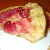 Як приготувати пиріг з яблуками і вишнею в мультиварці - рецепт
