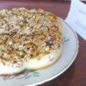 Як приготувати пиріг з карамелізованими пластівцями - рецепт