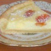 Як приготувати пиріг з сиром і курагою - рецепт