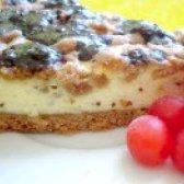 Як приготувати пиріг з сирною начинкою - рецепт