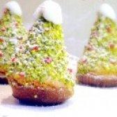 Як приготувати тістечко різдвяна ялинка? рецепт