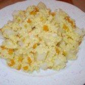 Як приготувати плов з пшона з картоплею - рецепт