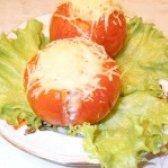 Як приготувати помідори фаршировані креветками - рецепт