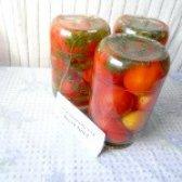 Як приготувати помідори з морквяної бадиллям - рецепт