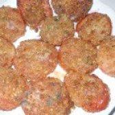 Як приготувати помідори в горіховій паніровці - рецепт