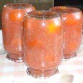 Як приготувати помідори у власному соку - рецепт